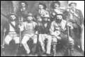 Boer fighters pose