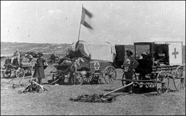 Boer field ambulance