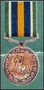The de Wet Medal - Thumbnail only